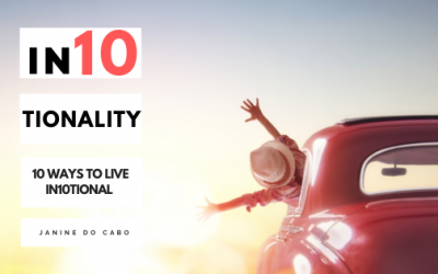 IN10TIONALITY: 10 ways to live IN10TIONAL